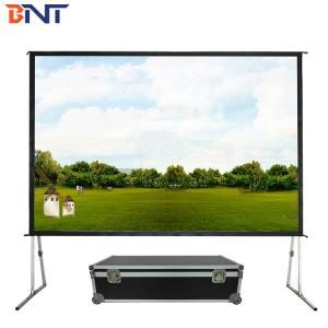 projector Fast Fold screen  BETFFS4-84