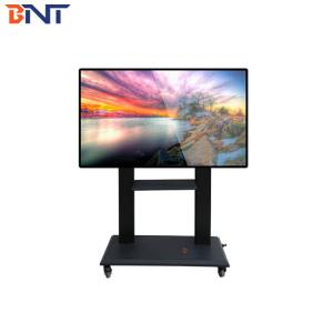 TV Stand cart  with wheels BNT-108T